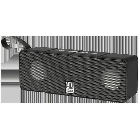 Image of Altec Lansing iMW140 Dual Motion Bluetooth Speaker, Black