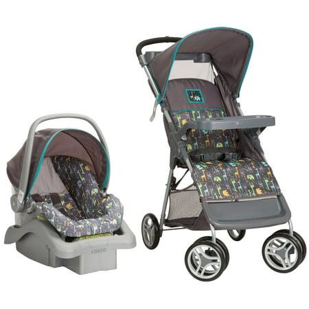 f57745555d92 Cosco Lift & Stroll™ Travel System, Zuri - Walmart.com