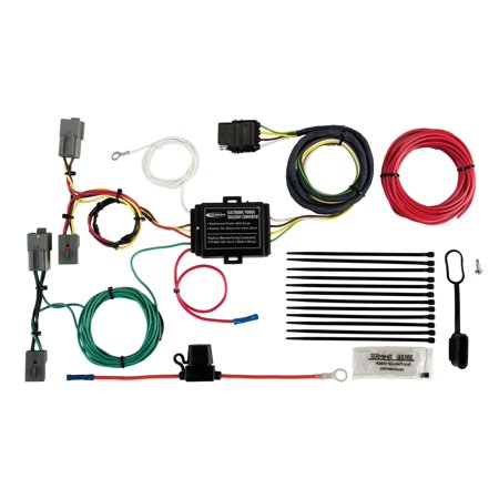 Hopkins Towing Solution 11140504 Plug-In Simple Vehicle To Trailer ...