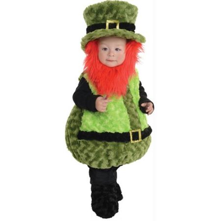 Morris Costumes UR26158TLG Lil Leprechaun Toddler (St David's Day Costume Baby)