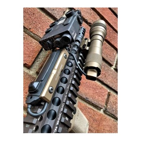 Cloud Defensive Light Control System Picatinny Inline Mount for Streamlight Pro-