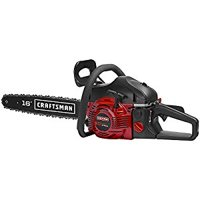 Craftsman 16 in. L Gas Powered Chainsaw