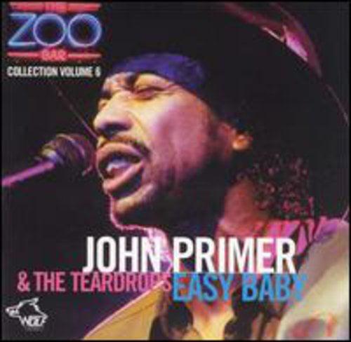 John Primer & Teardrops - John Primer & Teardrops: Vol. 6-Zoo Bar Collection-Easy [CD]