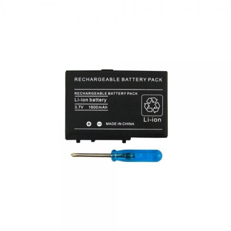 Rechargeable Replacement Battery Pack For Nintendo DS Lite