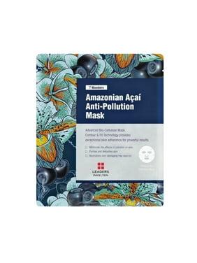 Leaders Cosmetics 7 Wonders Amazonian Acai Anti Pollution Mask