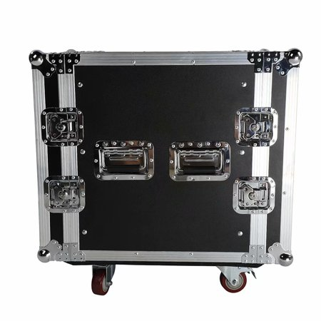12U Space Rack Case w/ Double Door for 19