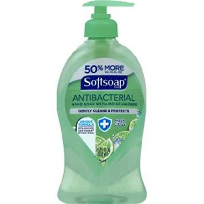 Softsoap CPC03563CT 11.25 oz Fresh Citrus Antibacterial Hand Liquid