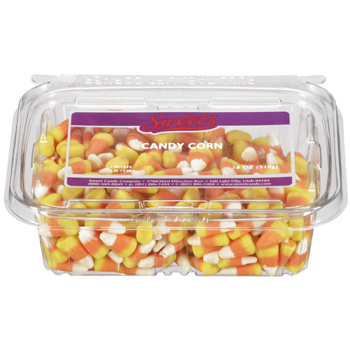 Sweet's Candy Corn Candy, 18 oz