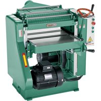 "Grizzly Industrial G0544 20"" 5 HP Pro Spiral Cutterhead Planer"