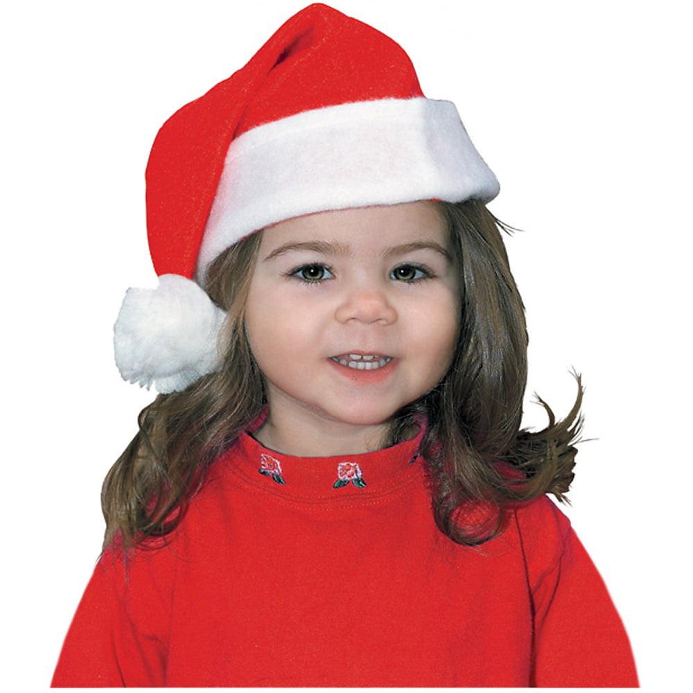 Toddler Santa Hat Toddler Costume Accessory