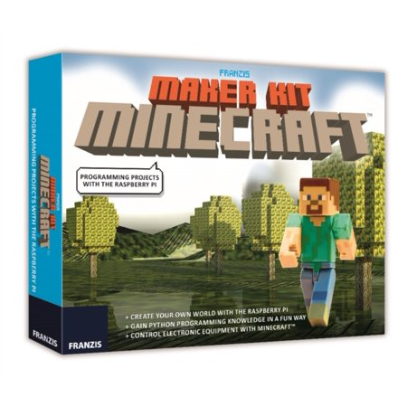 FRANZIS MINECRAFT MAKER KIT -