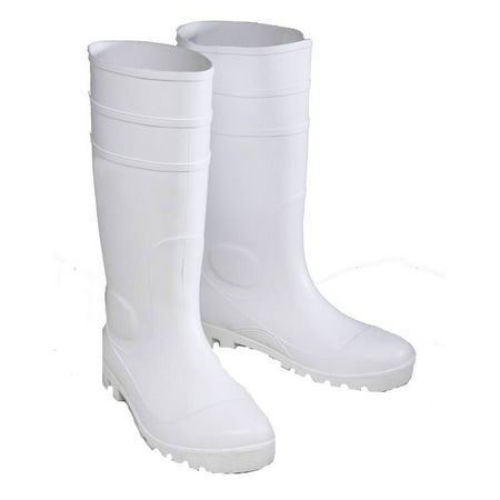 PVC 17' Tall Heavy Duty Waterproof Work Boots