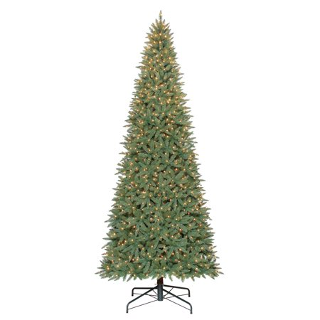 holiday time pre lit 12 williams pine artificial christmas tree clear lights - 12 Artificial Christmas Tree