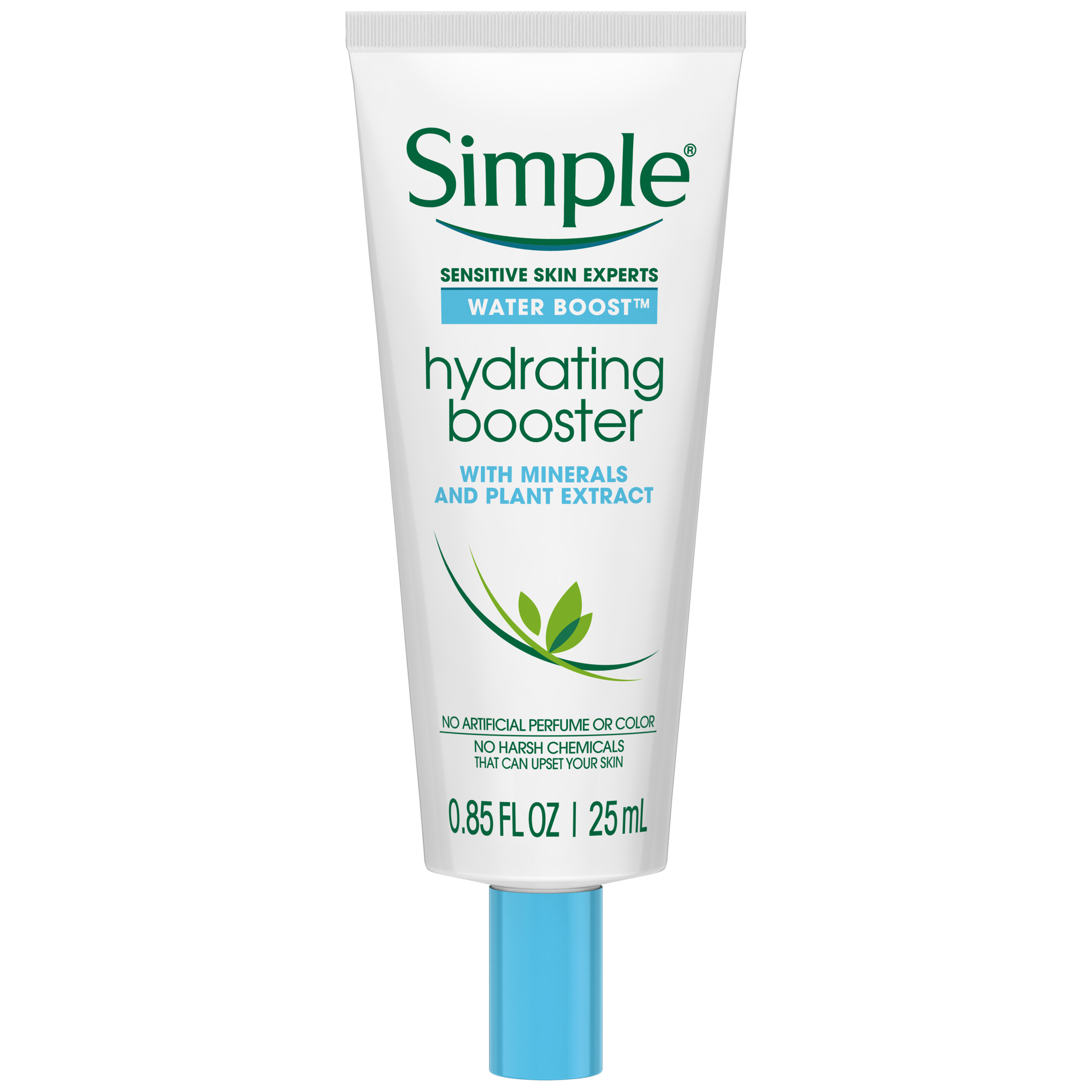 Simple Water Boost Sensitive Skin Hydrating Booster, 1 oz