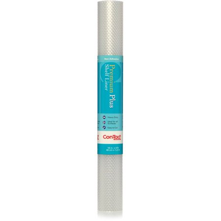Con Tact Brand Non Adhesive Premium Plus Shelf Liner Nova