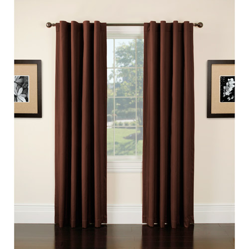 Firefend Flame-Retardant Thermal Drapery Curtain Panel