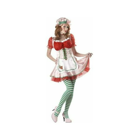 Adult Strawberry Patch Girl Costume