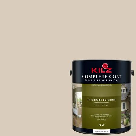 Kilz Complete Coat Interiorexterior Paint Primer In One Lk190