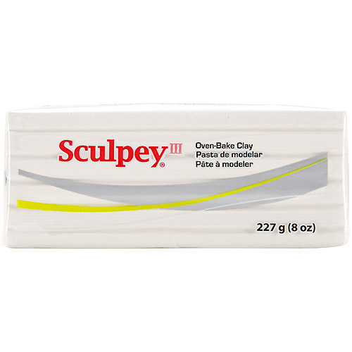 Sculpey III Polymer Clay 8 oz
