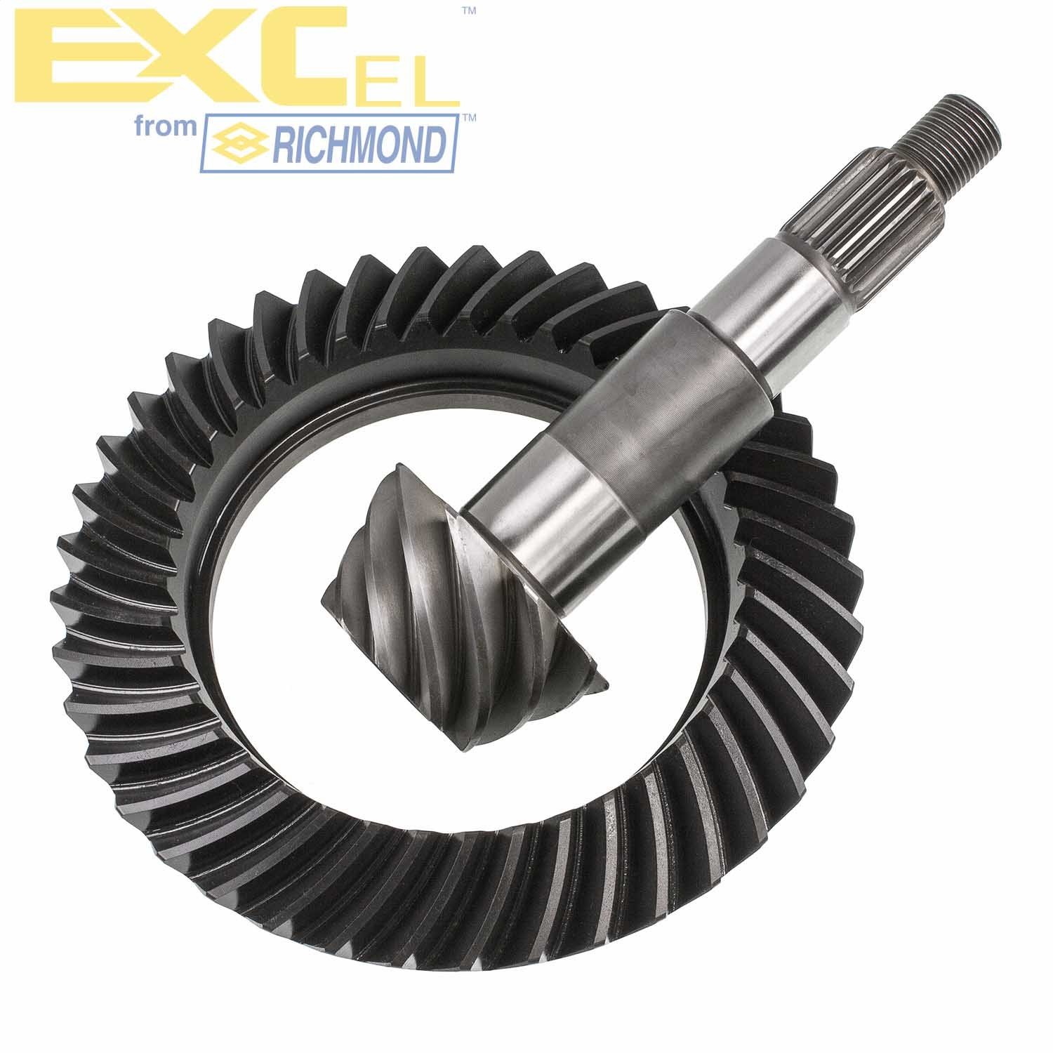 EXCEL from Richmond D44456JK Differential Ring And Pinion Fits Wrangler (JK)