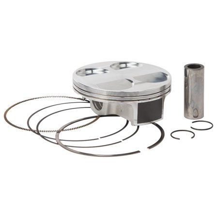 Vertex 23855C Forged Piston Kit - Standard Bore 95.97mm, 12.5:1 (Vertex Piston)