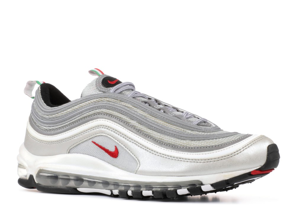 finest selection ca6f5 56cba Nike - Men - Nike Air Max 97 Og Qs  Silver Bullet 2017 Us Release  -  884421-001 - Size 10.5