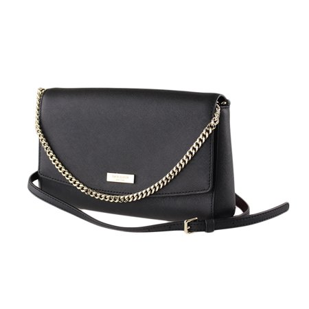 - Kate Spade New York Greer Laurel Way Crossbody Bag, Black