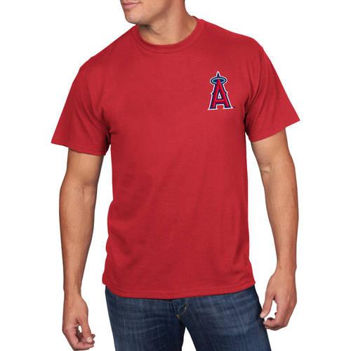 MLB Big Men's Los Angeles Angels Tee, Mike Trout
