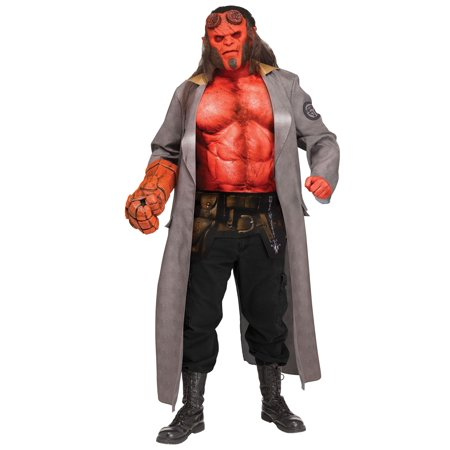 Bane Costume Halloween 2019 (Adult Hellboy Costume from Hellboy)