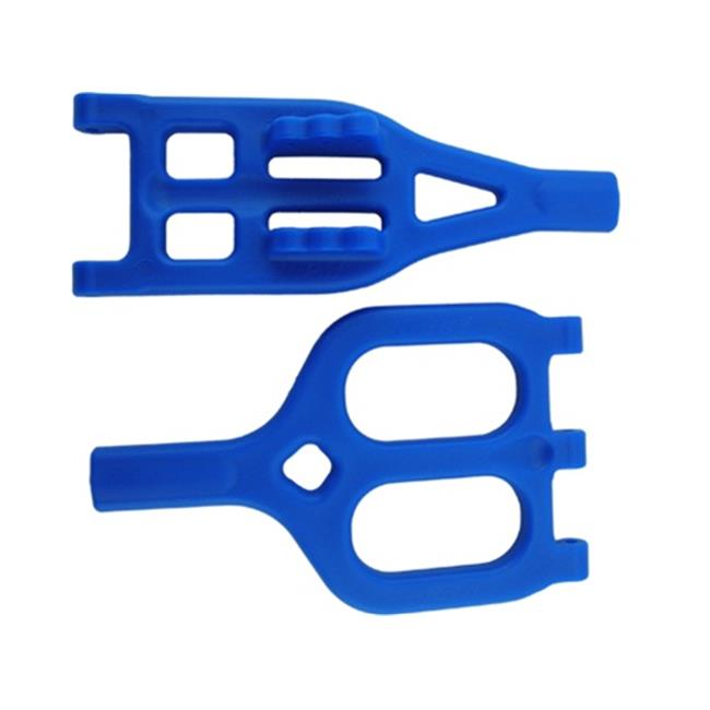 A-Arms for The Traxxas T-Maxx 2.5R T-Maxx 3.3 and E-Maxx 16.8 Blue by BrainBoosters