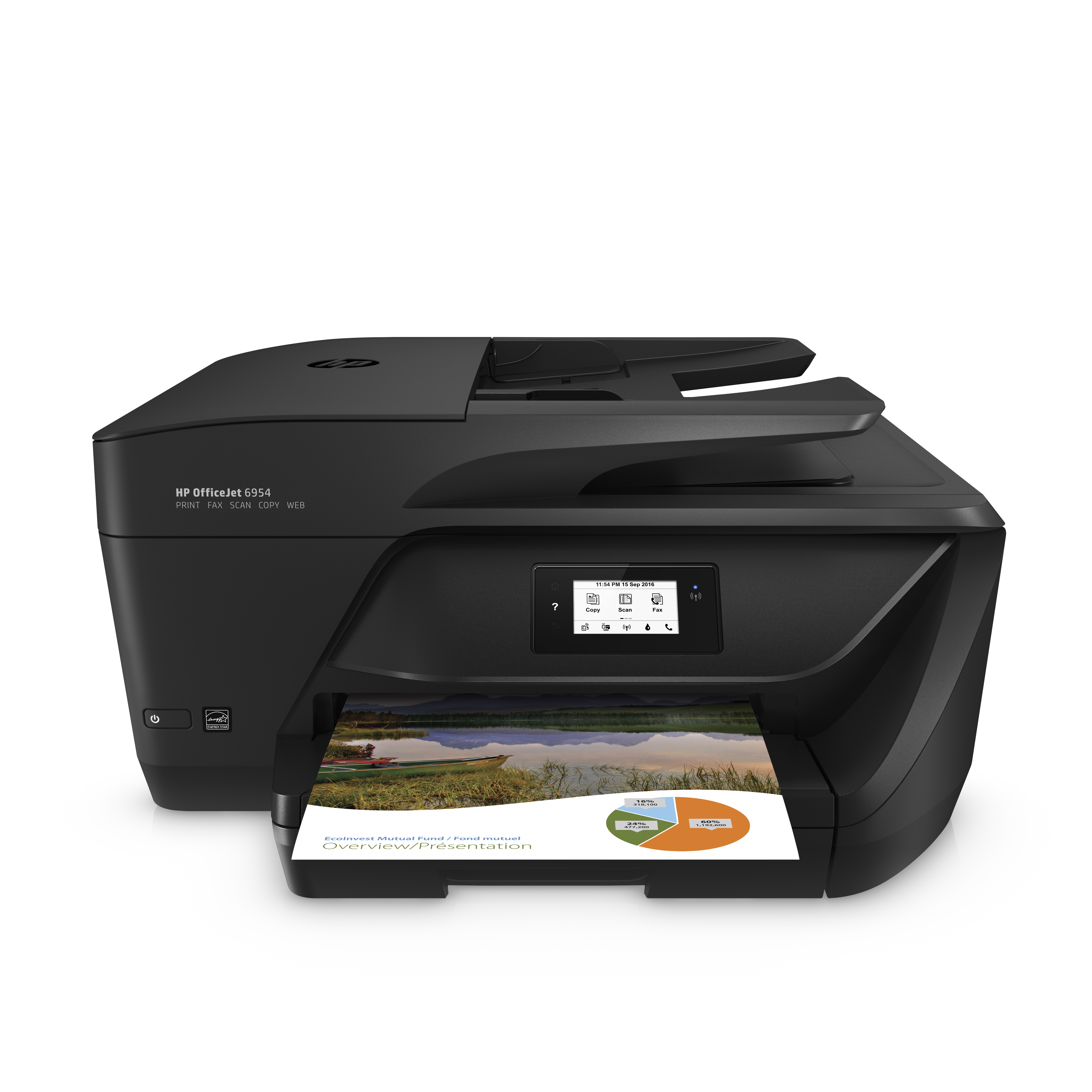 Hp Officejet 6954 All-in-one Printer by HP