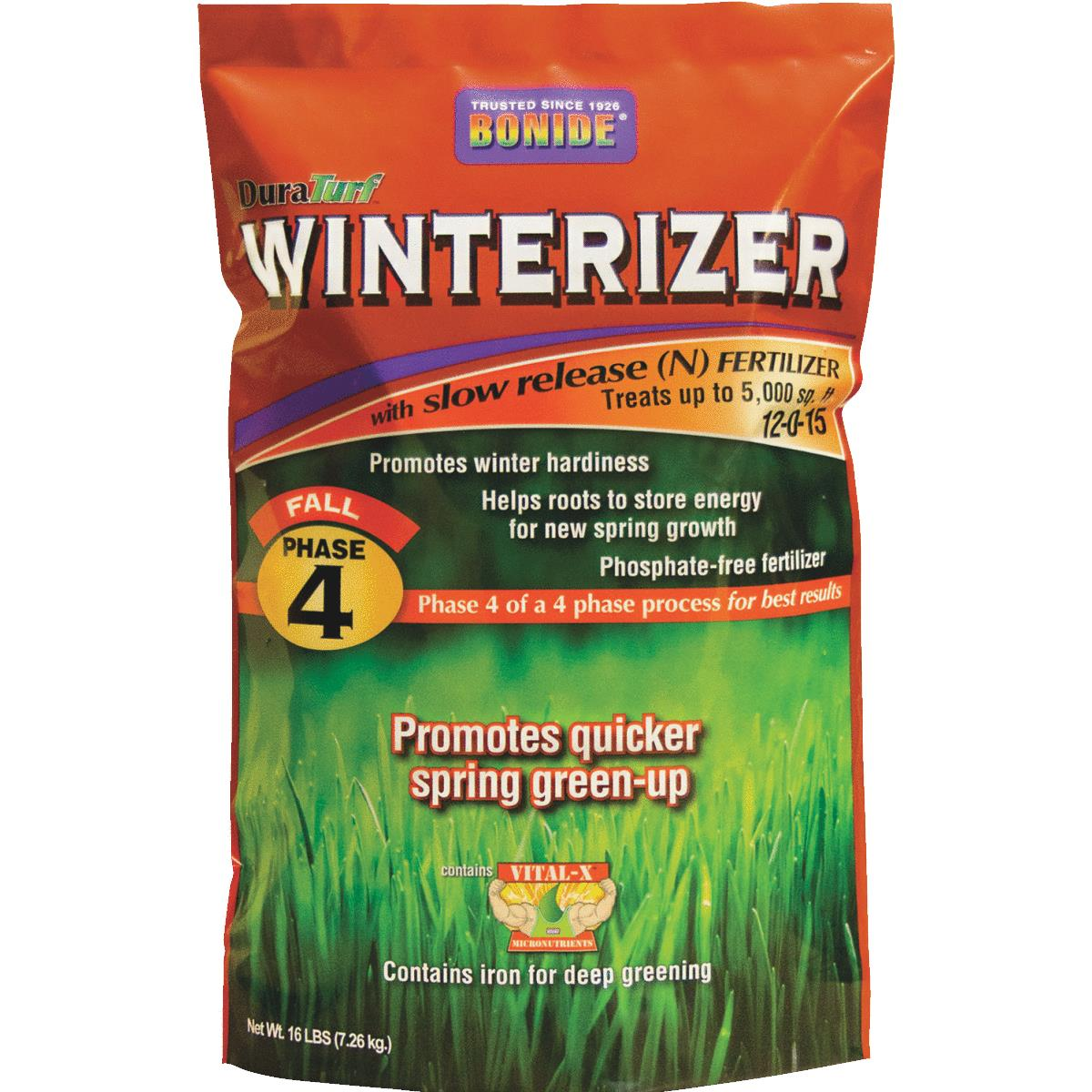Image of Bonide Dura Turf Winterizer Fall Fertilizer