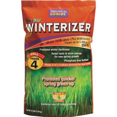 Bonide Dura Turf Winterizer Fall Fertilizer