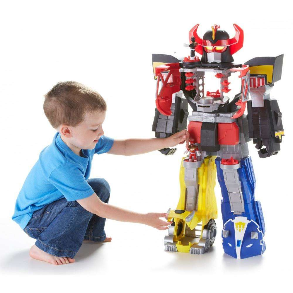 IMaginext Power Rangers Morphin Megazord by FISHER PRICE