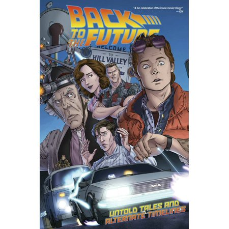 Back To The Future: Untold Tales and Alternate