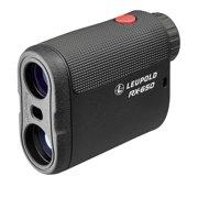 Leupold 120464 RX-650 Micro Laser Rangefinder, Black