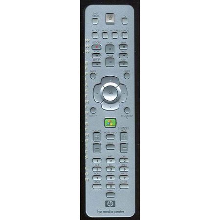 Hewlett-Packard RC1314401/00 (p/n: 313922863091) Desktop PC Media Center System Remote Control