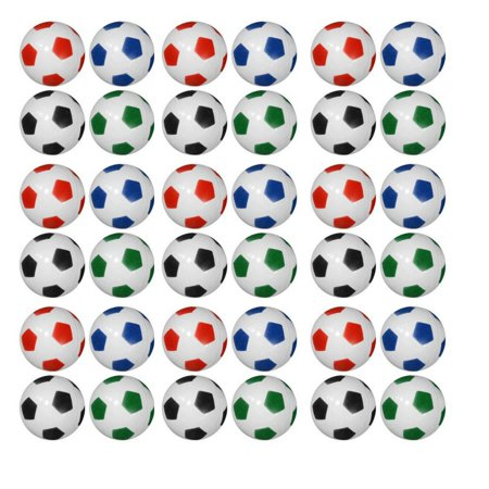 10 Bouncy Jet Ball Football 30mm Birthday Party Loot Bag Fillers Kids  Birthday Toys