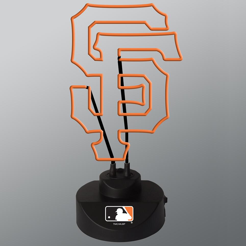 Memory Company MLB NEON LAMP GIANTS