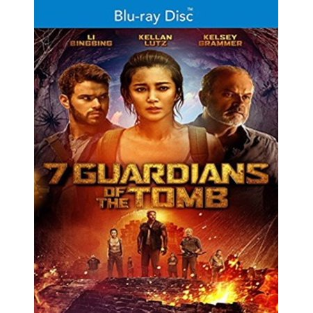 7 Guardians of the Tomb (Blu-ray)