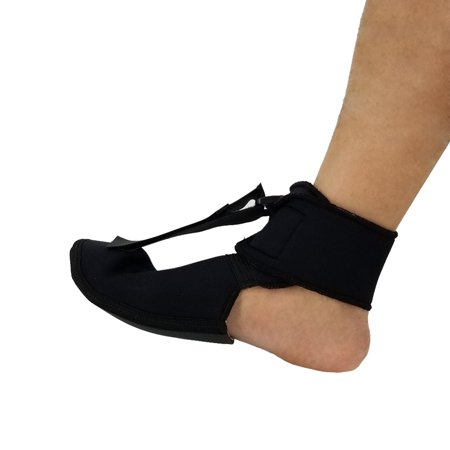 Adjustable Plantar Fasciitis Night Stretching Splint Boot Foot Brace Support Foot Pain Relief-S Size