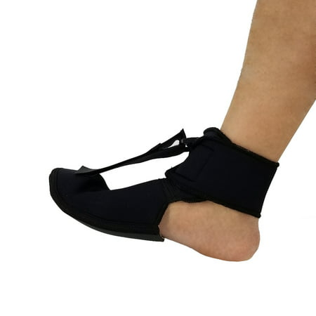Adjustable Plantar Fasciitis Night Stretching Splint Boot Foot Brace Support Foot Pain Relief-S