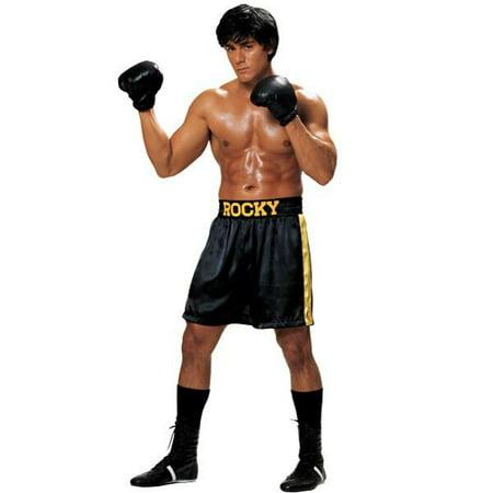 Adult Rocky Balboa Costume (Rocky Balboa Boxing Robe)