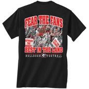 Georgia Fear The Fans Tee