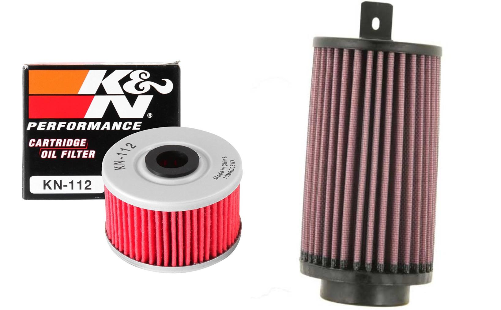 K N Air Filter Polaris Outlaw 500 2006 2007 Sudlabo Fr