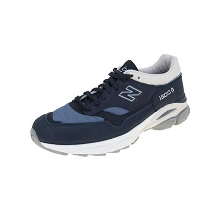 New Balance Mens 1500 Leather Low Top Lace Up Running