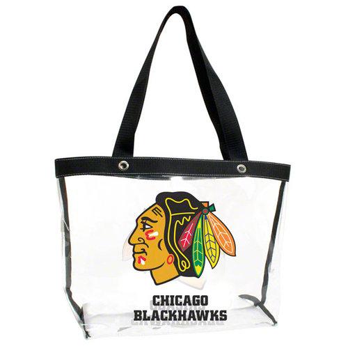 NHL - Chicago Blackhawks See-All Tote