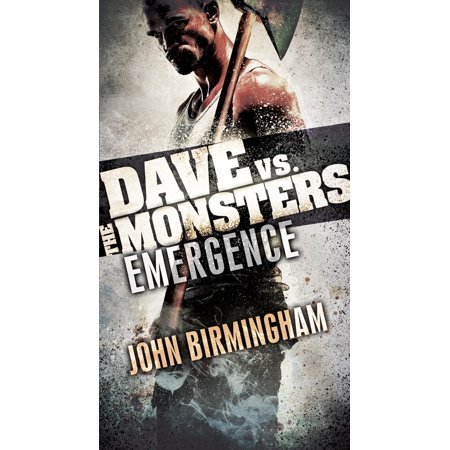 Emergence: Dave vs. the Monsters - eBook