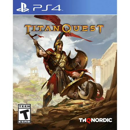 Titan Quest, THQ-Nordic, PlayStation 4, 811994021342