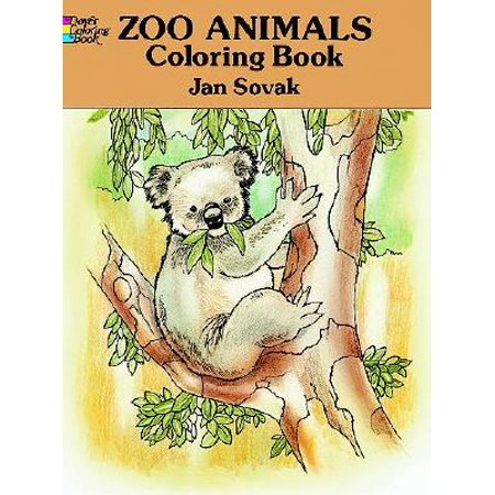 Zoo Animals Coloring Book - Zoo Animal Crafts